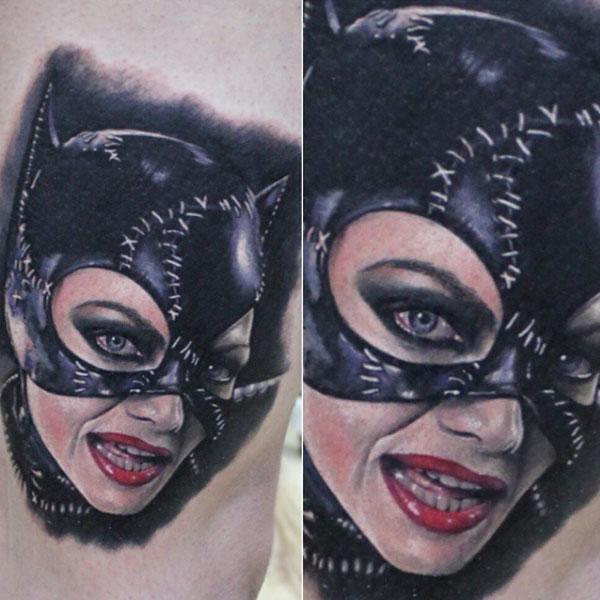 Thirtink - Tattoo Realismo - Black Ship Tattoo BCN
