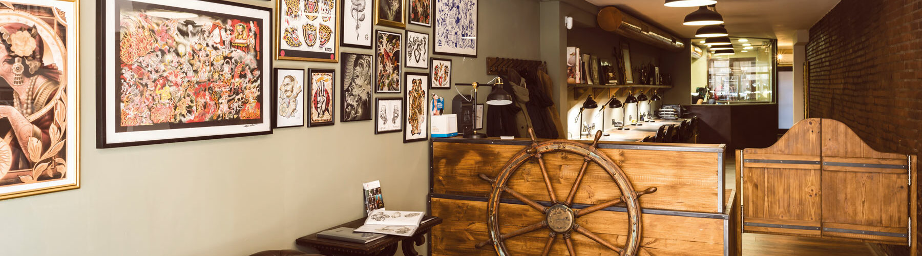 Black Ship Tattoo BCN - Estudio de tatuajes en Barcelona